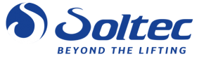 Logo Soltec beyond the lifting