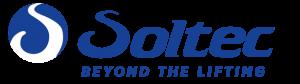Logo Soltec beyond the lifting