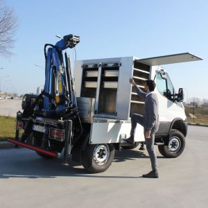 4X4 IVECO Daily